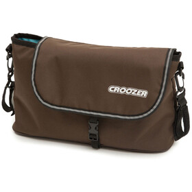 Croozer bolsa de manillar - para Kid Plus marrón